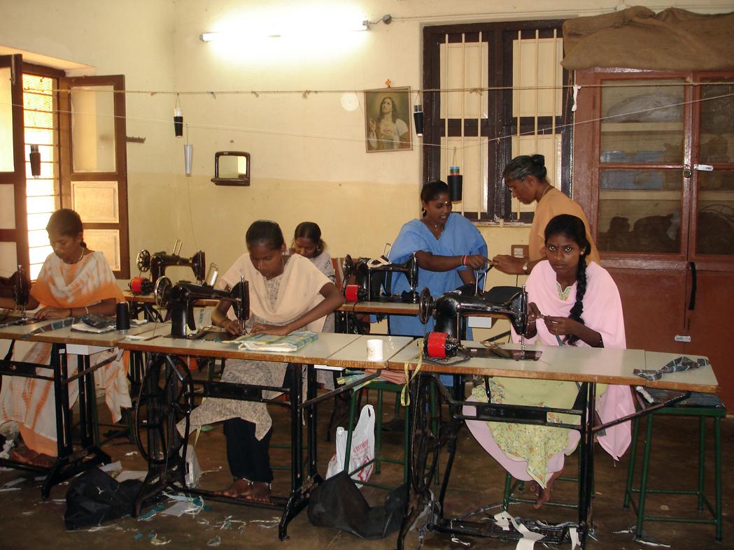 Atelier De Confection Maroc #4: Atelier 2006- DSC01968