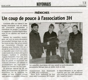 Courrier Picard 01 04 2009 mail