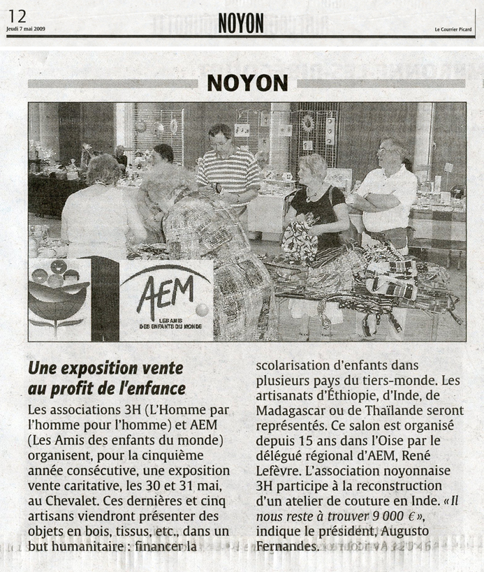 Courrier Picard 07 05 2009 mail