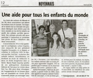 Le courrier Picard 02 06 2009 mail