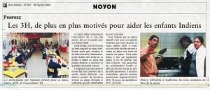 Oise Hebdo N°781 18-02-2009 mail