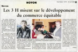 Oise Hebdo N°791 29 04 2009mail