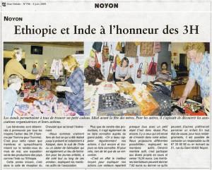 Oise Hebdo - N°796 03 06 2009 mail