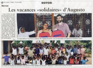 Oise Hebdo - N°806 12 08 2009mail