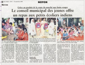 Oise Hebdo N°811 16 09 2009 mail
