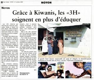 Oise Hebdo - N°816 - 21 10 2009 Mail
