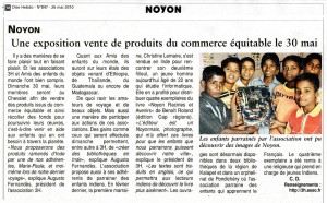 Oise Hebdo - N° 847 26 05 2010 mail