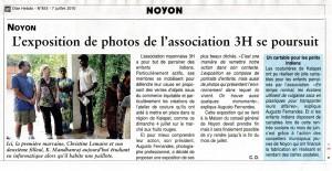 Oise Hebdo N°853 07 07 2010 mail