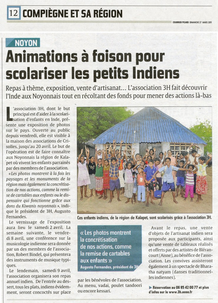 Courrier Picard 27 03 2011 mail