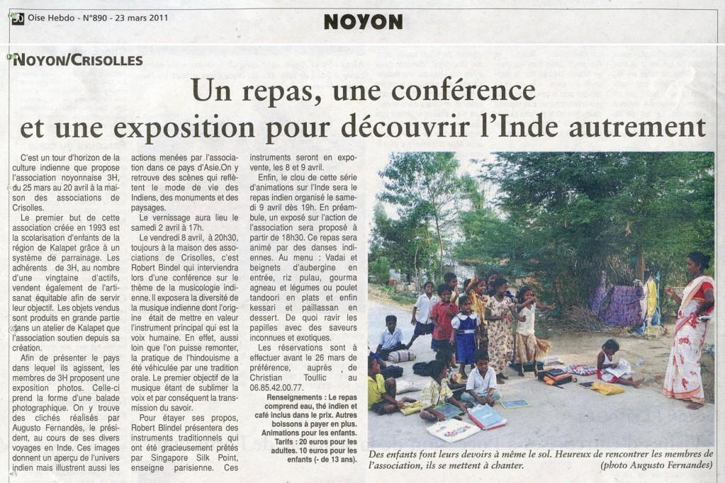 Oise Hebdo - N° 890 23 03 2011 mail