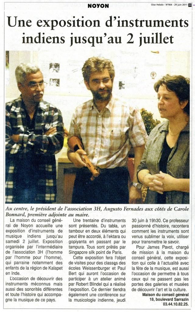 Oise Hebdo - N°904 29 06 2011 mail