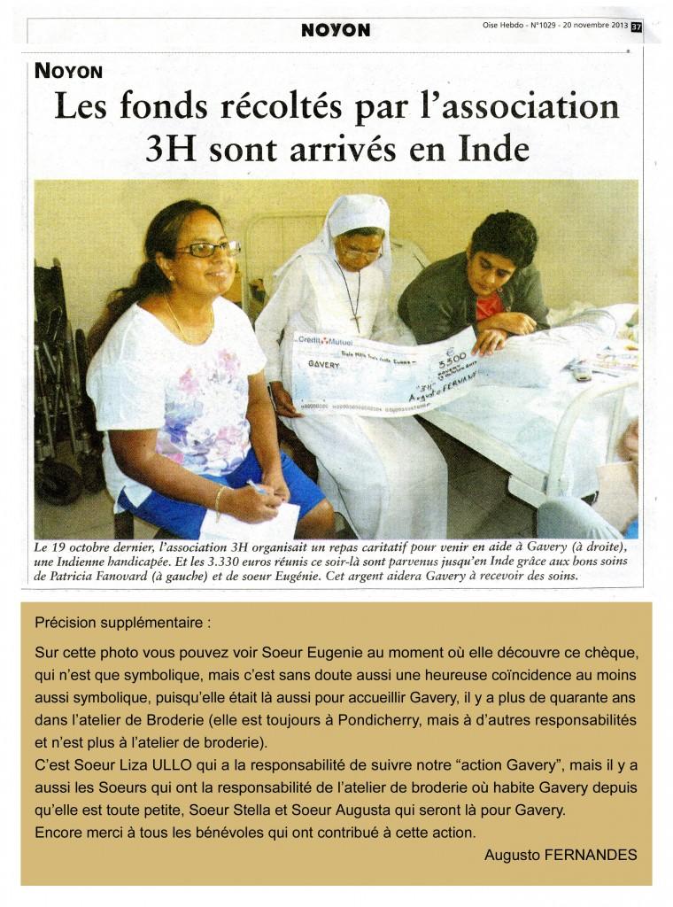 12) Oise Hebdo N°1029 20 11 2013