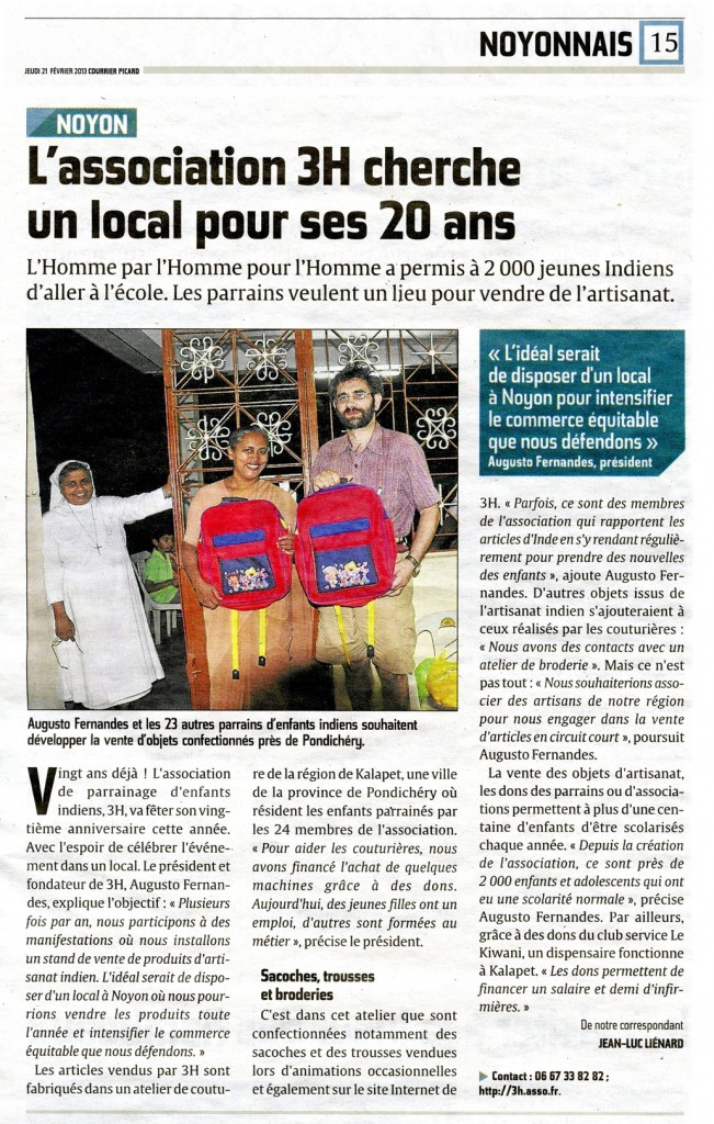Courrier Picard 22 02 2013 mail