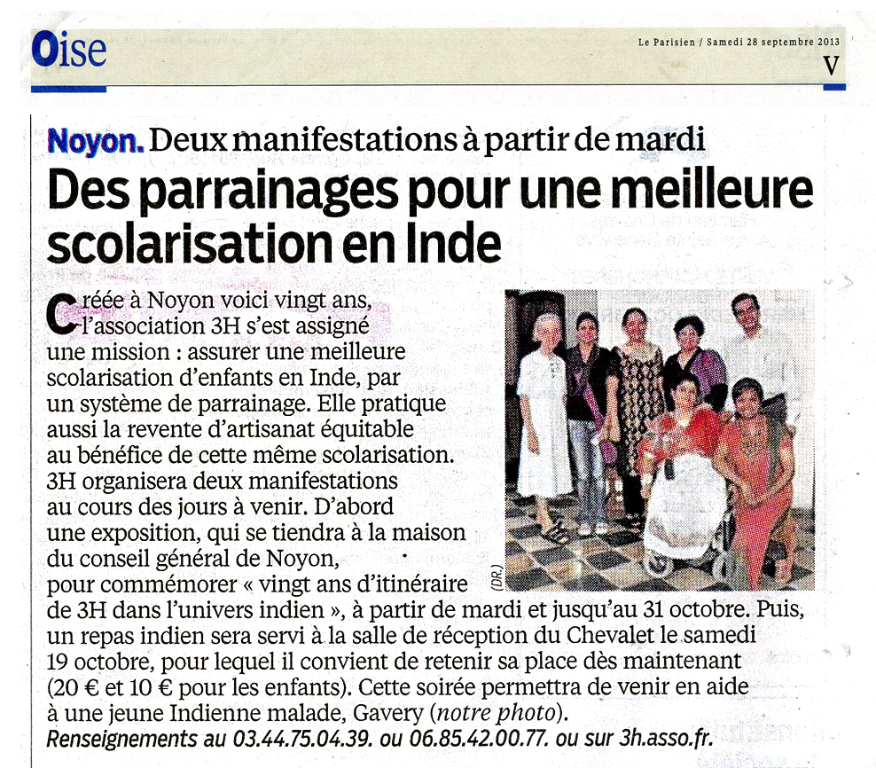 Le Parisien_28_09_2013